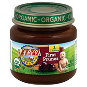 Earth's Best Organic Stage 1 First Prunes