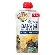 Earth's Best Organic Stage 2 Banana Blueberry