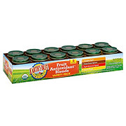 Earth's Best Organic Stage 2 Fruit Antioxidant Blends Variety Pack