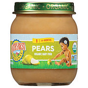 Earth's Best Organic Stage 2 Pears
