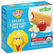 Earth's Best Organic Sunny Days Apple Snack Bars