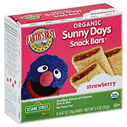 Earth's Best Organic Sunny Days Strawberry Snack Bars