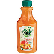 Earth Wise Orange Carrot Mango Juice