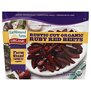 Earthbound Farm Organic Rustic Cut Organic Ruby Red Beets