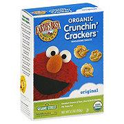 Earths Best Organic Sesame Street Organic Original Cruchin' Cracker