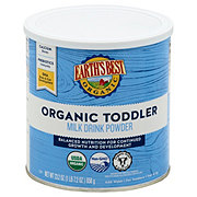 Earths Best Organic Toddler Formula