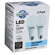 EarthTronics 1500 Lumens 14 Watt A21 LED Daylight EarthBulbs