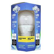 Earthtronics 18W A21 2700K 300 Soft White Dimmable Bulb