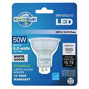 EarthTronics 500 Lumen GU10 LED EarthBulb