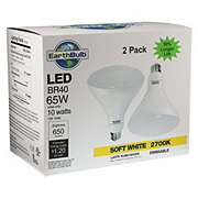 EarthTronics BR40 LED 65W 650 Lumens Soft White