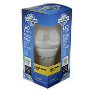 Earthtronics Brand A 21 3way 20W 2700K Dimmable Bulb