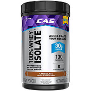 EAS 100% Whey Isolate Protein Powder Chocolate