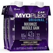 EAS Myoplex Original French Vanilla Protein Shake 4 pk