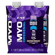 EAS Myoplex Original Ready-to-Drink Rich Dark Chocolate Protein Shake
