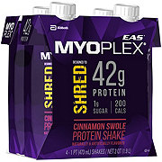 EAS Myoplex Shred Ready-to-Drink Cinnamon Swole Protein Shake 4 pk