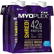 EAS Myoplex Shred Ready-to-Drink Muscle Mocha Protein Shake 4 pk