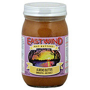 East Wind Nut Butters Smooth Almond Butter
