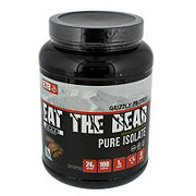 Eat The Bear Pure Whey Protein Isolate, Chocolate Peanut Butter