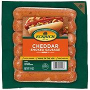 Eckrich Cheddar Smoked Sausage Links