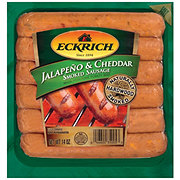Eckrich Jalapeno & Cheddar Smoked Sausage Links