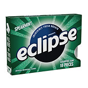 Eclipse Spearmint Sugarfree Gum