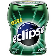 Eclipse Spearmint Sugarfree Gum, 60 ct bottle