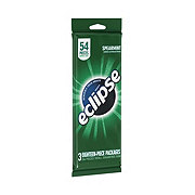 Eclipse Spearmint Sugarfree Gum, multipack