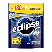 Eclipse Winterfrost Sugarfree Gum, 180 ct bag