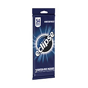 Eclipse Winterfrost Sugarfree Gum, multipack