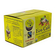 Eco Cafe Organic Breakfast Blend Single Serve Coffee Cups
