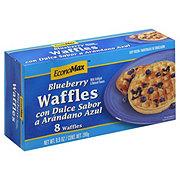 EconoMax Blueberry Waffles