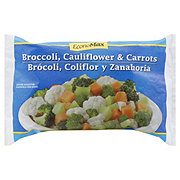 EconoMax Broccoli, Cauliflower, and Carrots