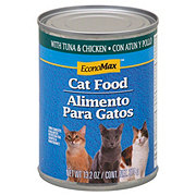 EconoMax Cat Food with Tuna and Chicken