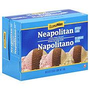 EconoMax Neapolitan Frozen Dairy Dessert