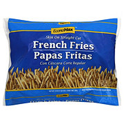 EconoMax Skin On Straight Cut French Fries