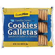 EconoMax Vanilla Creme Sandwich Cookies