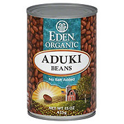 Eden Aduki Beans No Salt Added