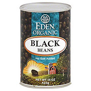 Eden Black Beans, No Salt Added