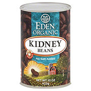 Eden Kidney Beans, No Salt Added