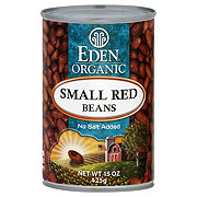 Eden Small Red Beans No Salt Added