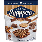 Edward Marc Milk Chocolate Peanut Butter Snappers