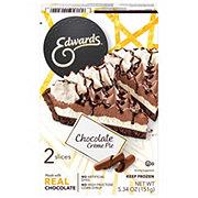 Edwards Hershey's Chocolate Creme Pie Slices