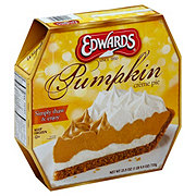 Edwards Pumpkin Creme Pie