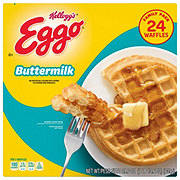 Eggo Buttermilk Waffles Family Pack