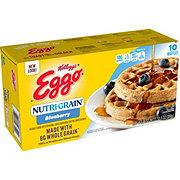 Eggo Nutri-Grain Blueberry Waffles