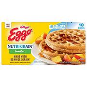 Eggo Nutri‑Grain Low Fat Whole Grain