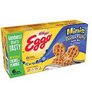 Eggo Thick & Fluffy Minis Vanilla Bliss Waffles
