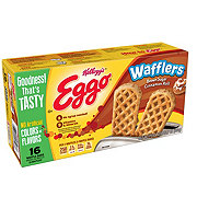 Eggo Wafflers Brown Sugar Cinnamon Roll Wafflers