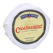 Eiffel Tower Baby Camembert Cheese