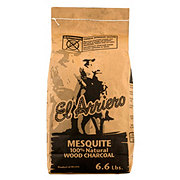 El Arriero Mesquite Natural Wood Charcoal